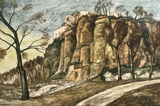 Alessandro PANDOLFI - Keramiken - Il Santuario delle Stimmate