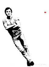 JEF AÉROSOL (1957) - Springsteen