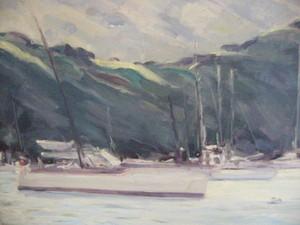 Thelma PADDOCK - Pintura