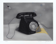 ZHANG Xiaogang - Estampe-Multiple - Telephone