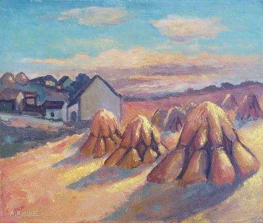 Carlos MASIDE GARCIA - Pittura - almieres