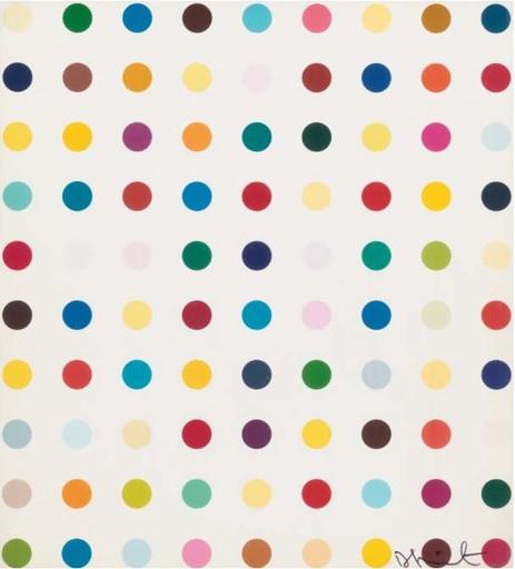 Damien HIRST - Print-Multiple - Opium