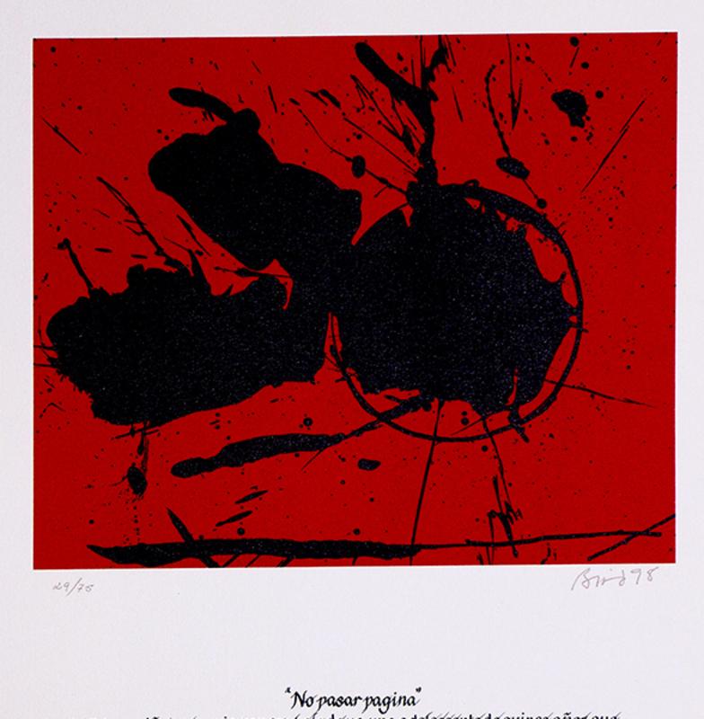 Jim BIRD - Print-Multiple - No paar página
