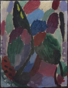 Alexej VON JAWLENSKY - Painting - Variation