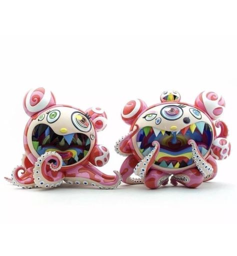 Takashi MURAKAMI - Sculpture-Volume - MR DOB / DOBTOPUS