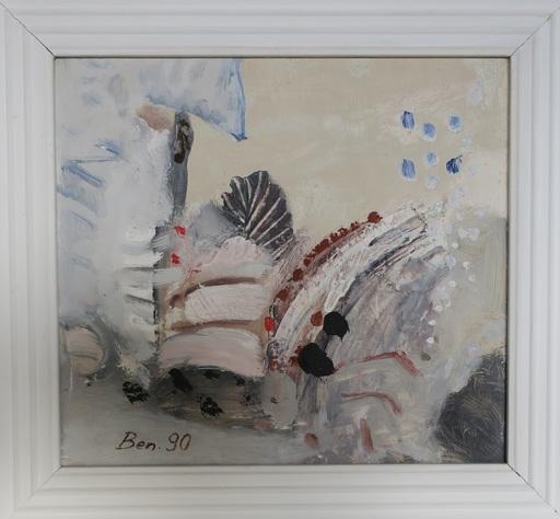 Vaclav BENEDIKT - Gemälde - White Waterfall