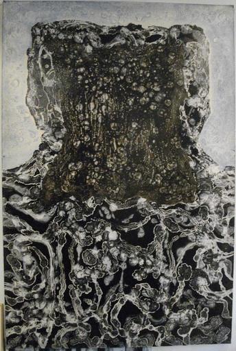 Claude VISEUX - Painting - Le respirateur