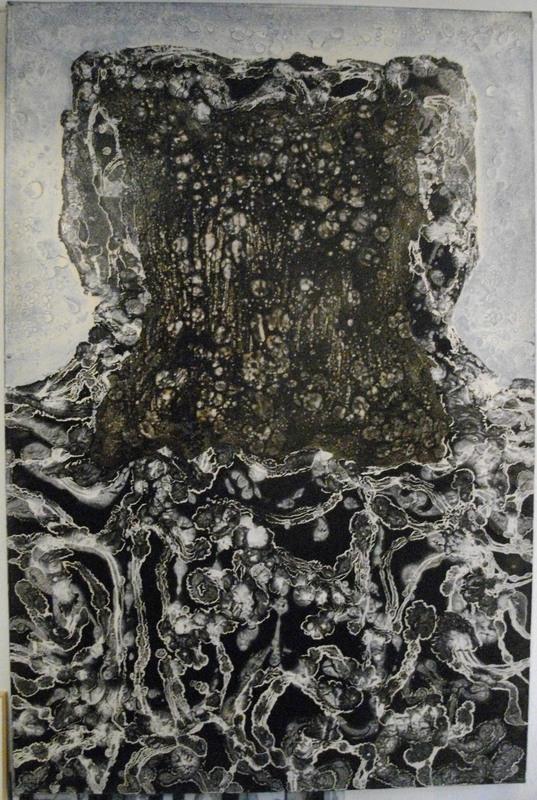 Claude VISEUX - Peinture - Le respirateur