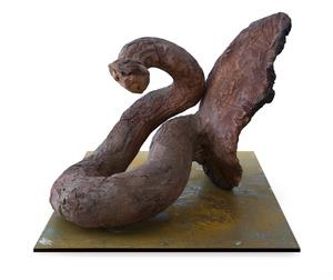 Nanni VALENTINI - Sculpture-Volume - Deriva (Ansa)