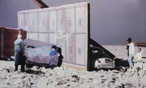 Loris CECCHINI - Gemälde - senza titolo