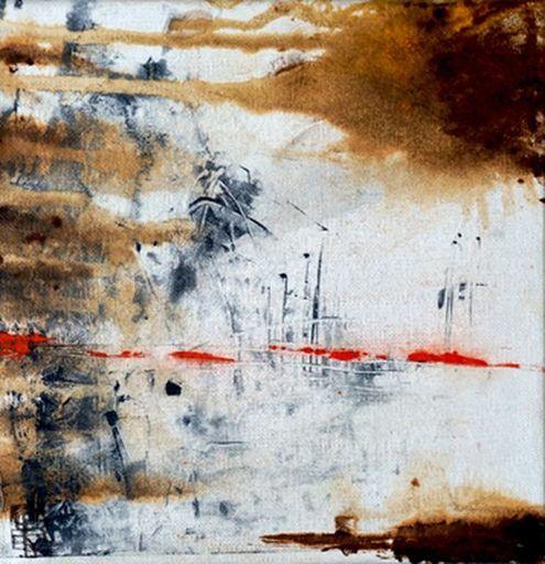 Aurélie LAFOURCADE - Peinture - Mono VI