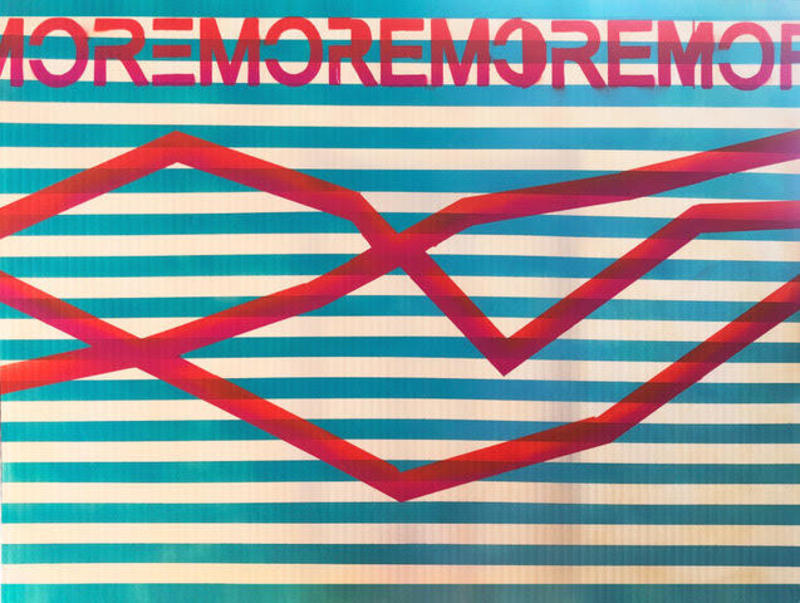 "Caroline EBIN - Painting - ""Moremor"""