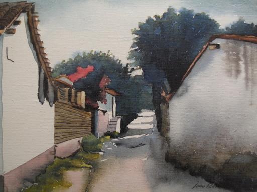 Juan RAMIREZ GARCIA - Gemälde - MAZATEPEC, MOR.
