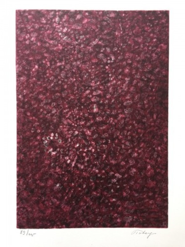 Mark TOBEY - Print-Multiple - Jean Cassau