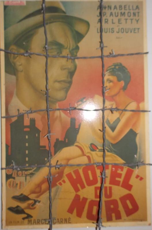 SERGE III - Escultura - HOTEL DU NORD