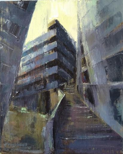 Ohanyan KAMSAR - Pittura - Perspective
