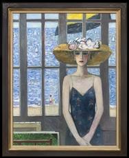 Jean-Pierre CASSIGNEUL - Peinture - L'atelier Devant la Mer