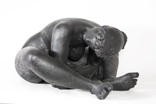 Antoniucci VOLTI - Sculpture-Volume - Femme Fleur