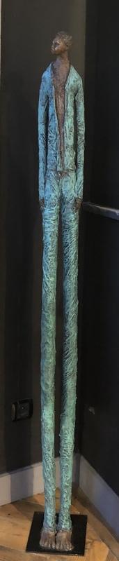 Béatrice FERNANDO - Sculpture-Volume - sans titre 7.6.6
