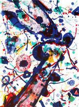 山姆•弗朗西斯 - 版画 - Untitled