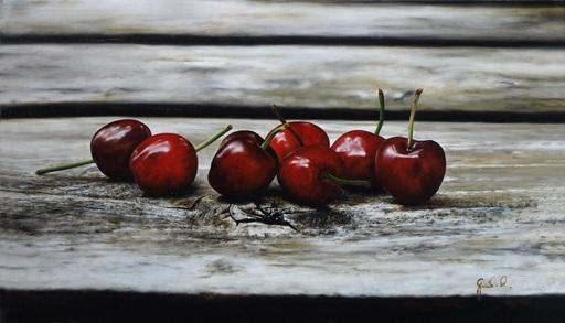 Riccardo GIRAUDO - Pintura - Ciliege