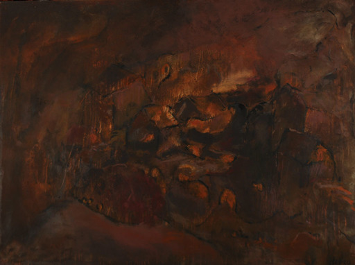 Réjane DE TASSIGNY - Painting - Bayt Lahm
