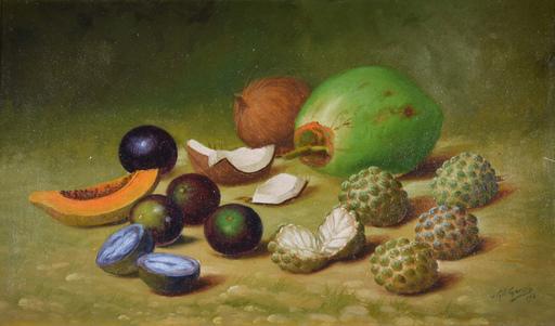 Gil GARCIA - Pintura - Untitled (Still Life)