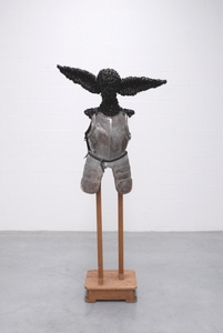 Jan FABRE, Flemish Warrior (Warrior of Despair) (JF81)
