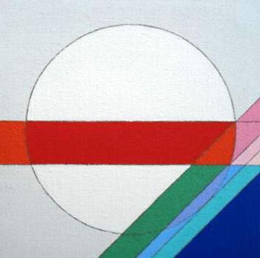 Eugenio CARMI - Painting - Pensando