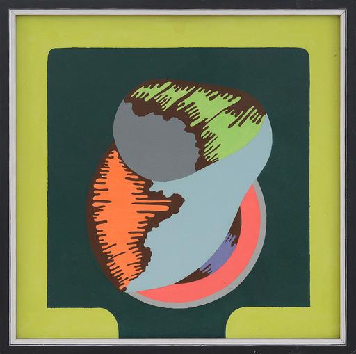 Pino PINELLI - Gemälde - Artificiale