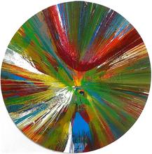 Damien HIRST - Peinture - SPIN
