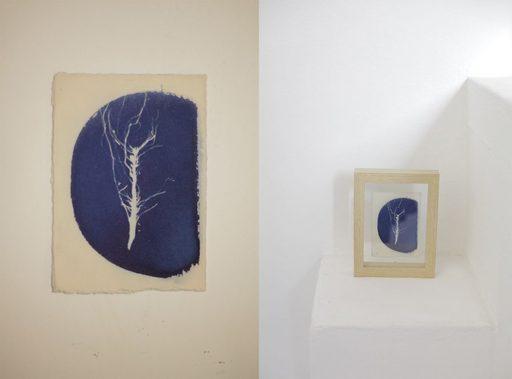 Lucie LINDER - Print-Multiple - « Foudre »