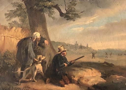 Victor ADAM - Peinture