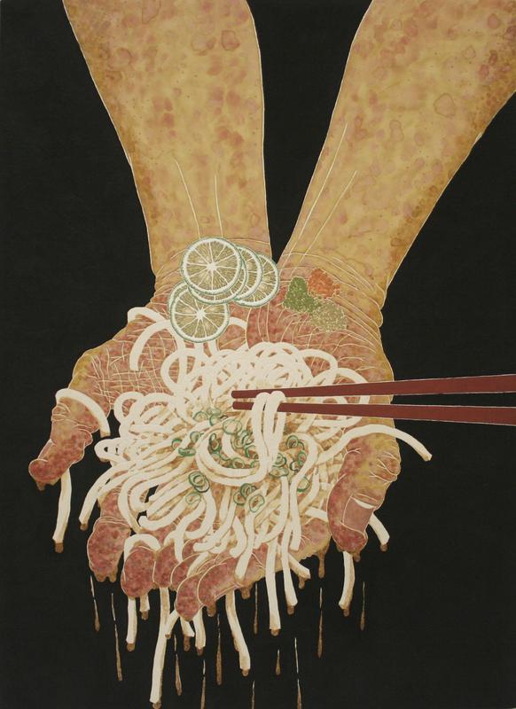 Hiroomi ITO - Pittura - Udon: Antes de 2020