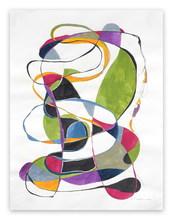 Tracey ADAMS - Pintura - Balancing Act 2