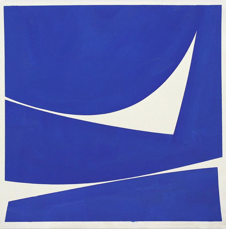 Joanne FREEMAN - Drawing-Watercolor - Covers 24 Blue C Summer