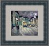 Valeriy NESTEROV - Pintura - Sretenka street. Moscow