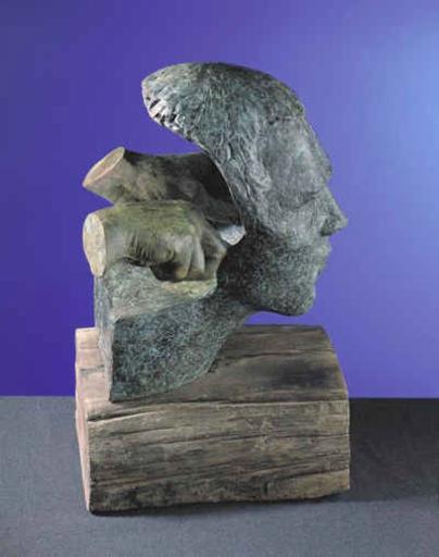 Lorenzo QUINN - Escultura - Autorretrato - Self Portrait