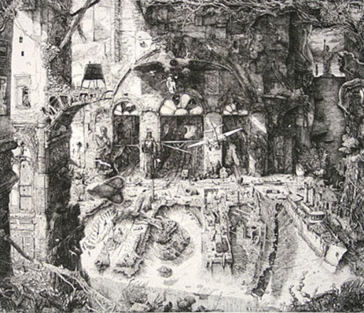Philippe MOHLITZ - Print-Multiple - New-York