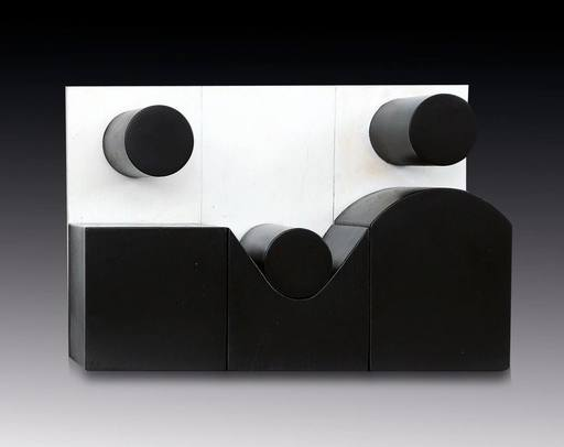 Marcello MORANDINI - Sculpture-Volume - Progetto 1A
