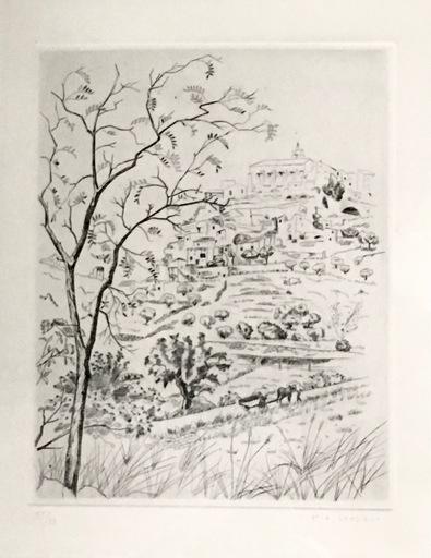 Marie-Anne LANSIAUX - Print-Multiple