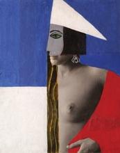 Michael ARGOV - Pintura - Woman