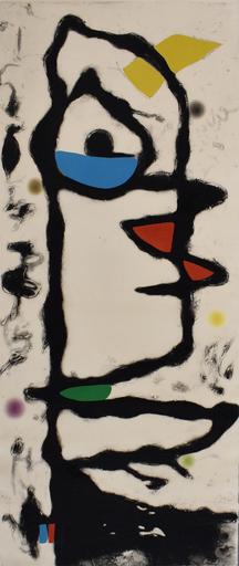 胡安·米罗 - 版画 - Composition XIII, from: Barcelona