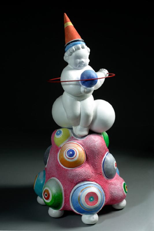 WAL - Sculpture-Volume - Hula-hoop