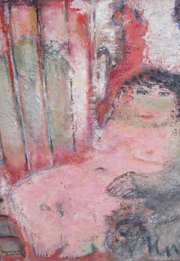 Dominique LORSCH - Pintura - Nu
