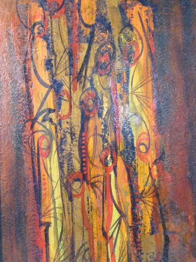 Mihailo BATA PROTIC - Painting - Composition
