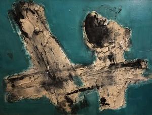 Vera HALLER - Painting - Untitled