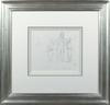 Raoul DUFY - Drawing-Watercolor - Turfistes et Jockeys