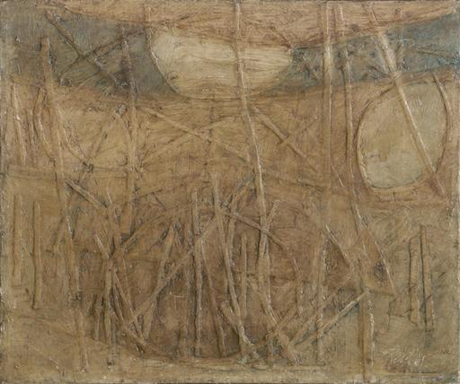 Robert REID - Pittura - Sticks and Stones