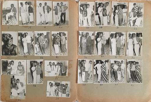 Malick SIDIBÉ - Photo - Les suprêmes à Médine 13-1-67